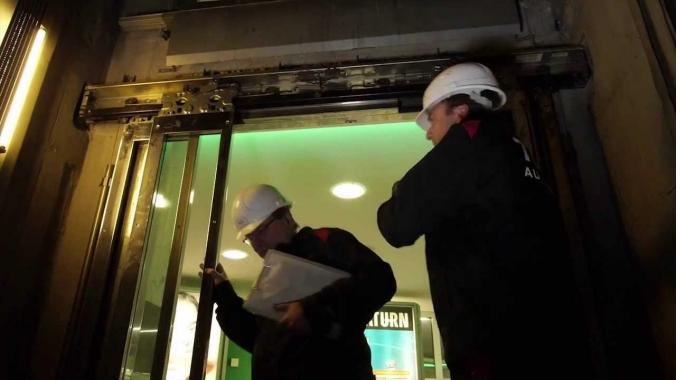 TÜV AUSTRIA faces - Aufzugstechnik