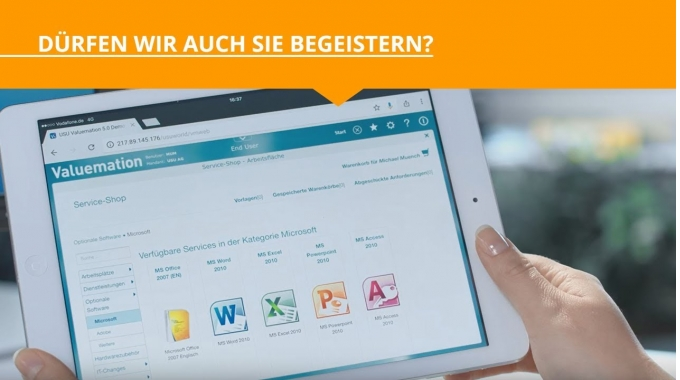Valuemation: Ihre Software für das IT Service Management und Enterprise Service ...