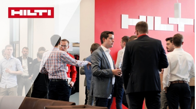 KARRIERE BEI HILTI Civil Engineering Day – Highlights