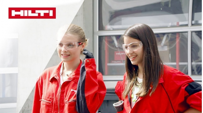KARRIERE BEI HILTI Women's Day 2017