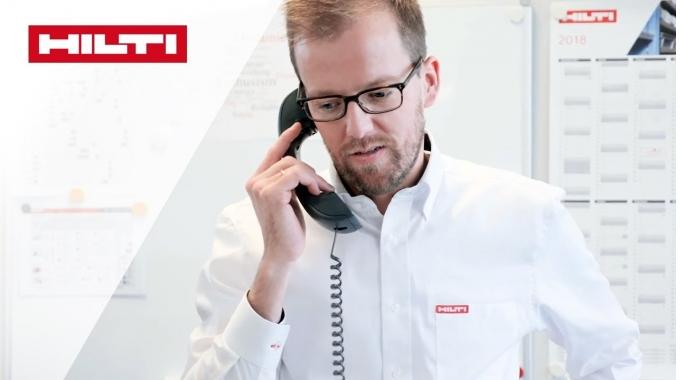 KARRIERE BEI HILTI – Henning, Produktmanager Zentraleuropa