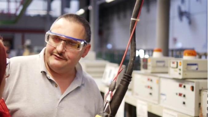 Video-Stellenanzeige | Ausbildung | IMO Oberflächentechnik GmbH