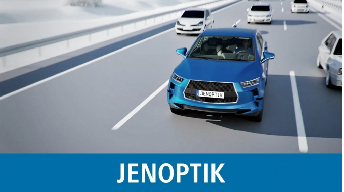 JENOPTIK - I3S LiDAR for Traffic Solutions