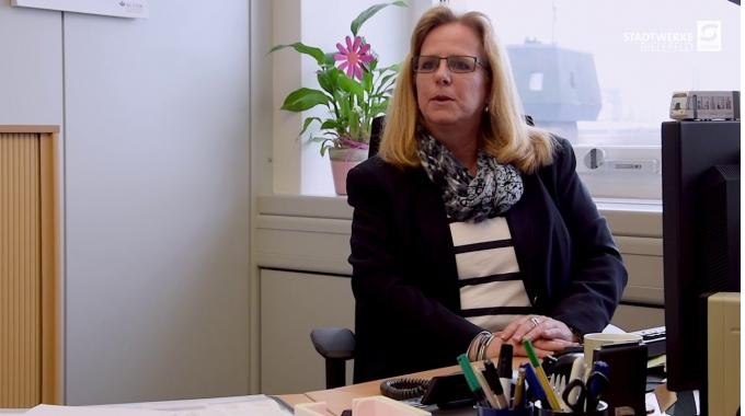 """Thema """"Führen in Teilzeit"""" - Vereinbarkeit von Beruf und Familie bei den Stadtwerken ..."""