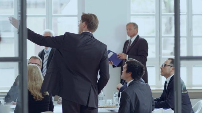 Struktur Management Partner – Der Film