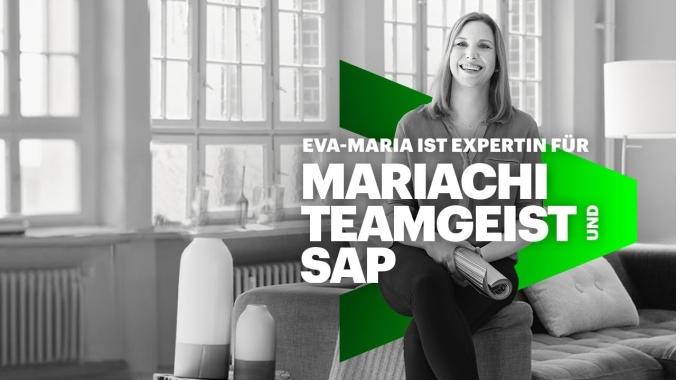 #MakeADifference - Eva-Maria