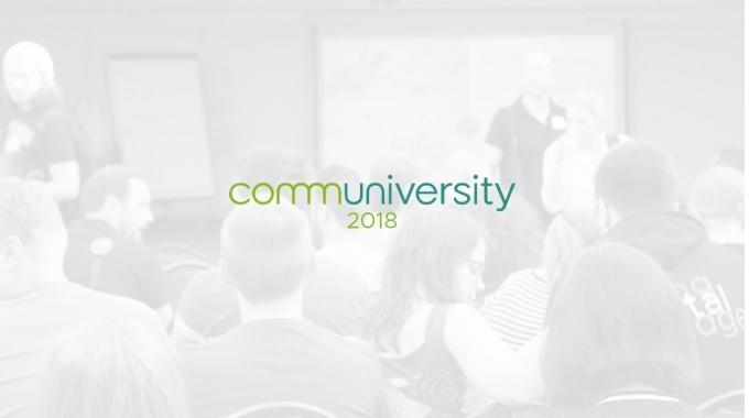 communiversity 2018