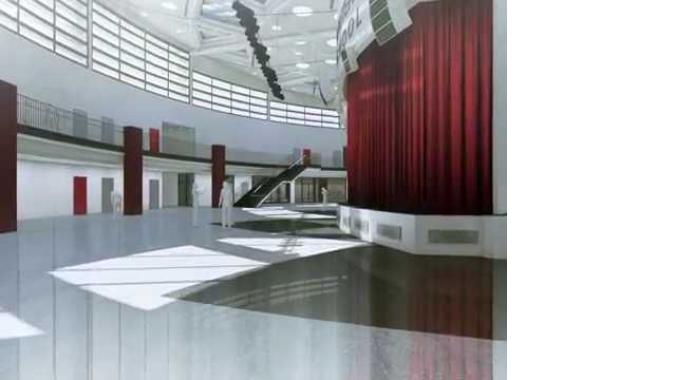 21st Century School: New Kaiserslautern High School Version 2