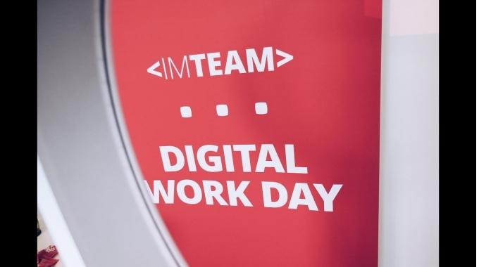 Change it, NOW - Digital Work Day 2017 in Köln bei eco