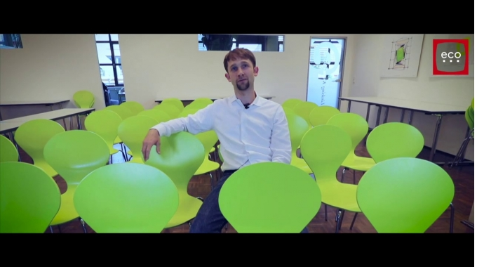 @BenBackstage: eco Vorstellung IOT Mitglieder Service