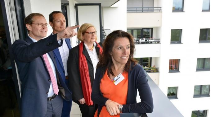 "Smart City Berlin: Gewobag präsentiert Leuchtturmprojekt ""Wohnpark Mariendorf"""
