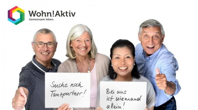 Wohn!Aktiv – Gemeinsam leben.