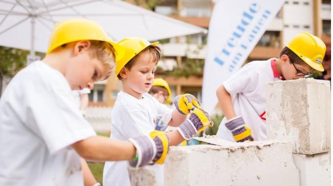 Tag der kleinen Baumeister 2017