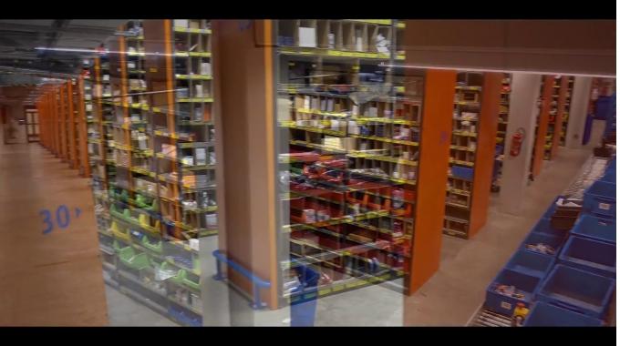 Gödde GmbH und Gödde SPRL - Logistikvideo