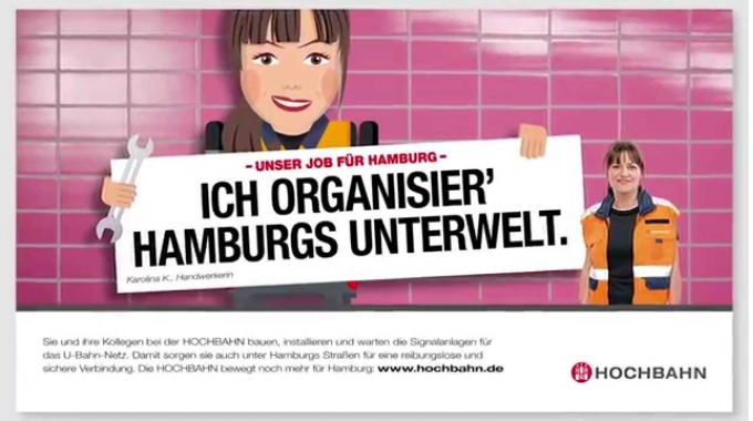 Unser Job für Hamburg.