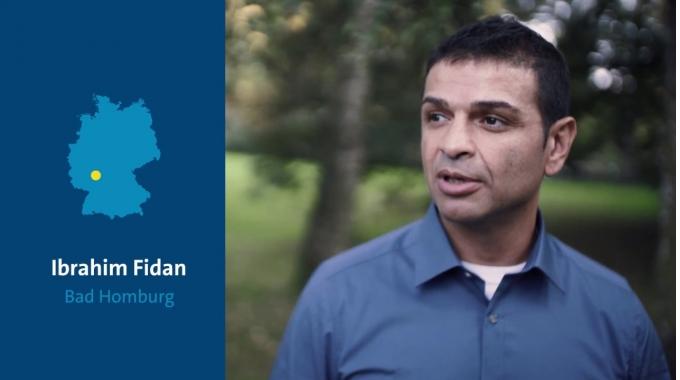 Eine VLH, viele Köpfe: Ibrahim Fidan
