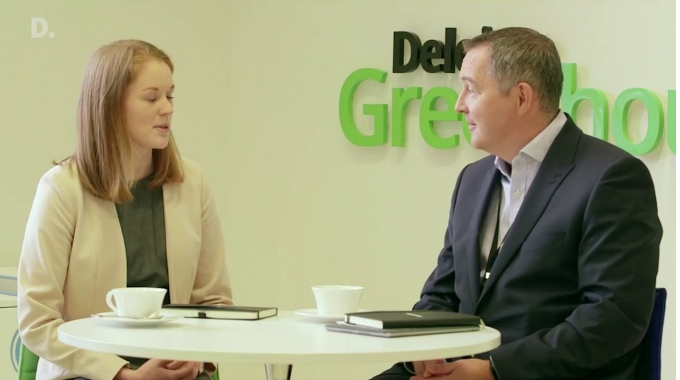 """Deloitte als globaler Arbeitgeber - """"Making an impact that matters"""""""
