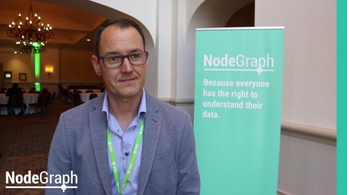 Gordon Salzmann from Evaco talks NodeGraph