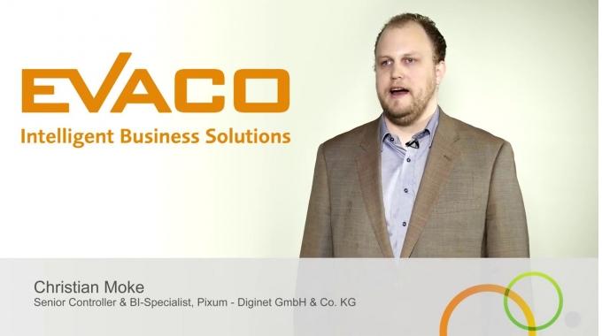 EVACO Kundenvideo von Pixum I Diginet Gmbh & Co. KG