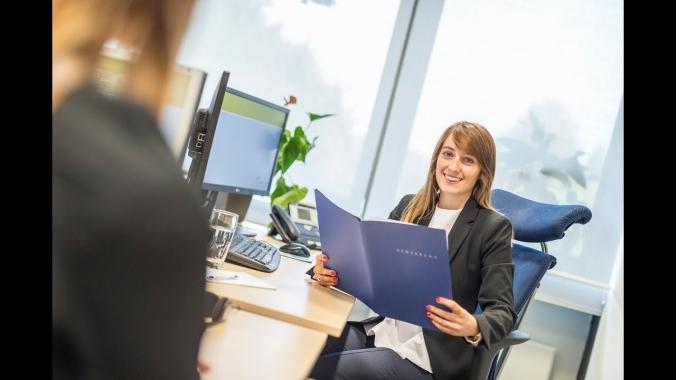 Bewerbung bei der Gedikom GmbH