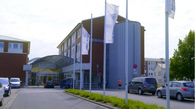 KMG Klinikum Güstrow - Einblicke in das gesamte Klinikum