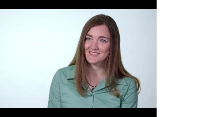 Wir gestalten die Zukunft der Luftfahrt - Dr. Claudia Utz ist bei der MTU Aero Engines als...