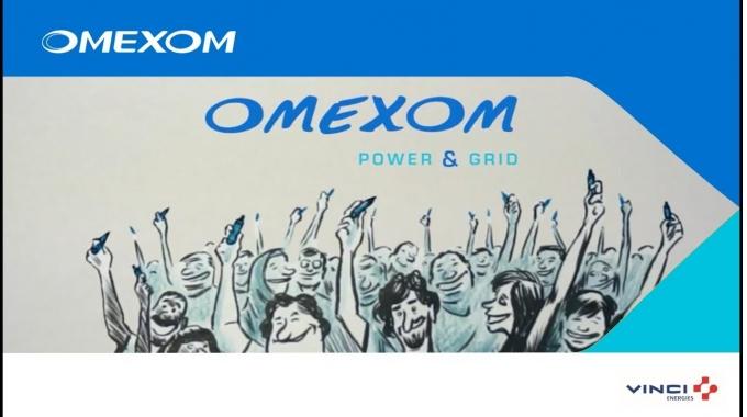 Gemeinsam sind wir Omexom