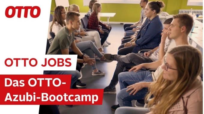 Das OTTO-Azubi-Bootcamp – der beste Start in deine Ausbildung | OTTO Jobs