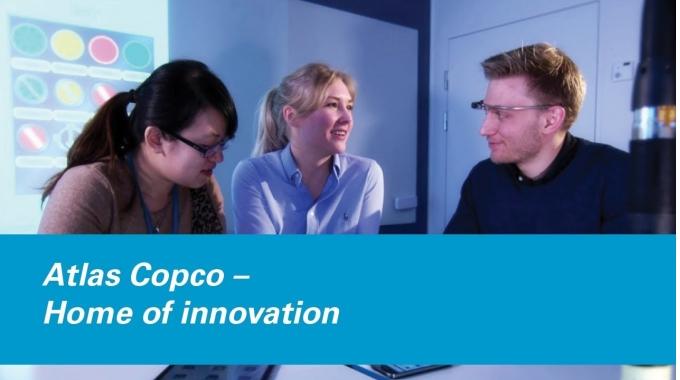 Atlas Copco – Home of innovation