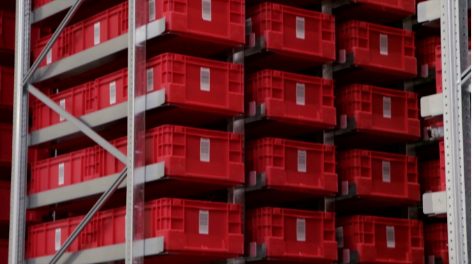 BA.Unternehmensgruppe - Logistik