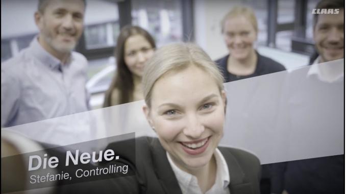 CLAAS. Arbeitgebervideo: Zukunft ernten.