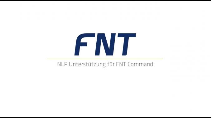 NLP Unterstützung für FNT Command