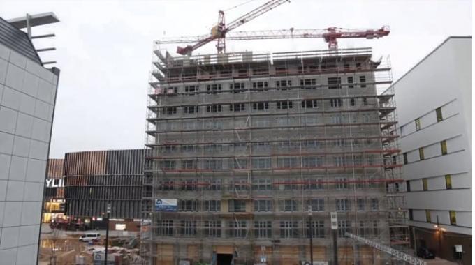 GBI AG: Unser Projekt Adina in Frankfurt a .M.