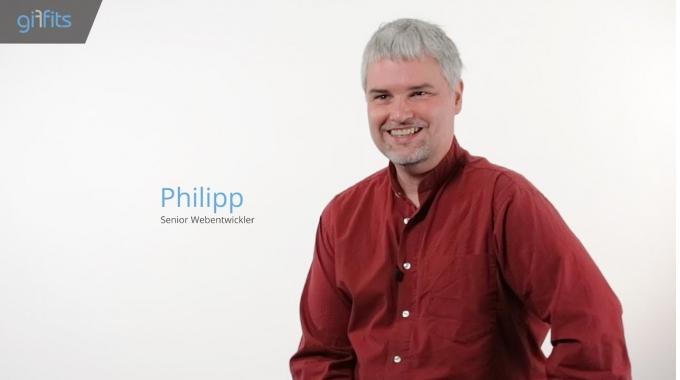 Giffits als Arbeitgeber: Philipp - Senior Webentwickler