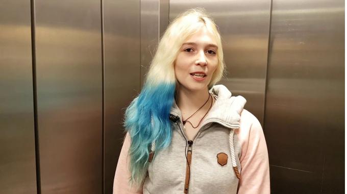mobileX-Elevator mit Katja