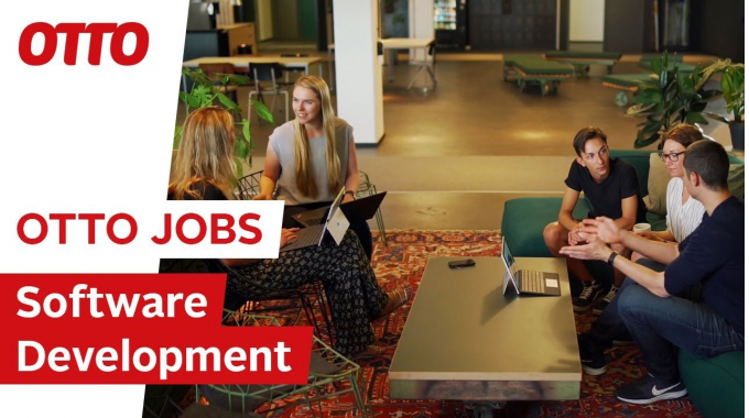 Software development and IT | OTTO Jobs