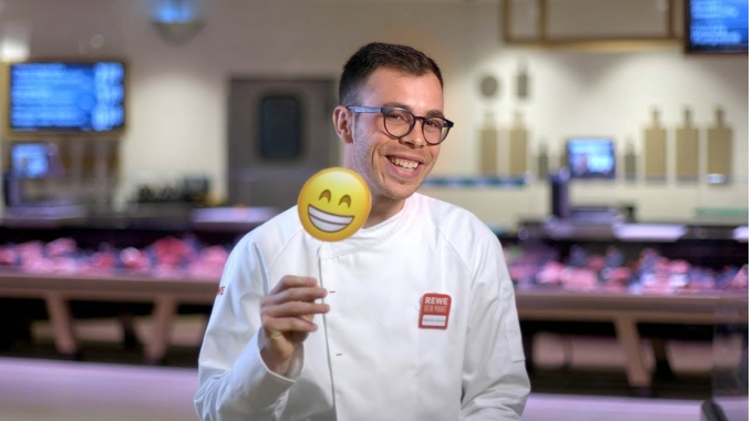 Gabriele über seine Ausbildung zum Fachverkäufer I REWE Karriere