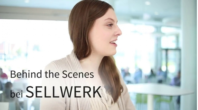 Behind the Scenes bei SELLWERK