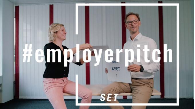 Markt&Technik Employer Pitch 2018: SET Mitarbeiter erzählen