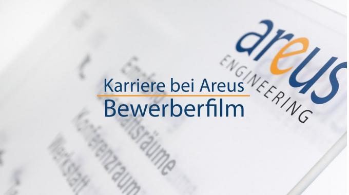 Karriere bei Areus | Bewerberfilm
