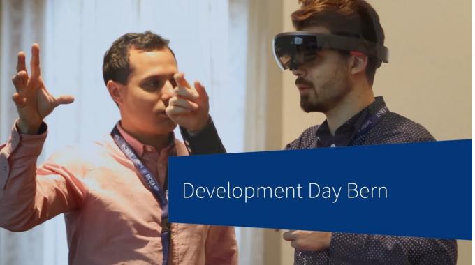 ERNI Development Day 2018 in Bern