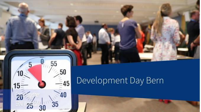 ERNI Development Day at Bern