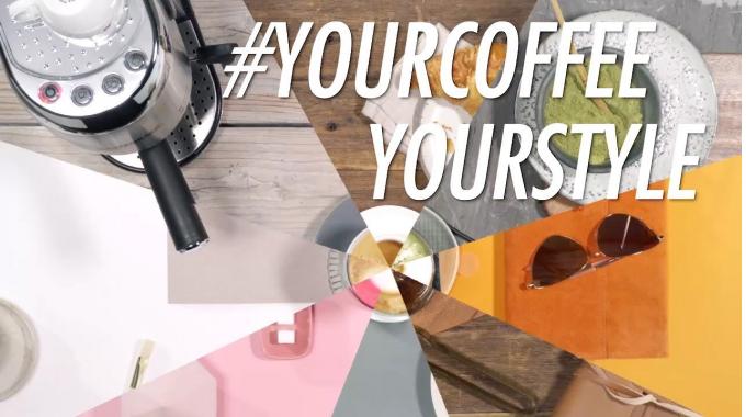 #yourcoffeeyourstyle mit  Gastroback Design Espresso Piccolo 42716