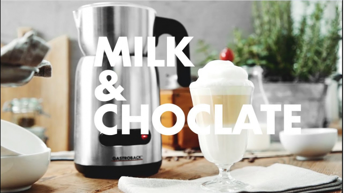 42359 Gastroback Design Milk & Chocolate Advanced