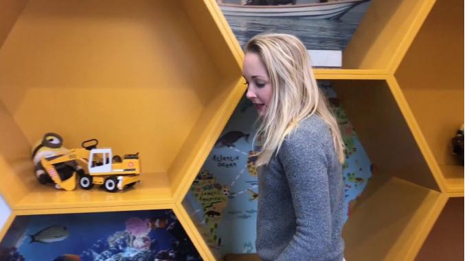 4 Eltern-Kind-Zimmer | Office Tour | Arbeiten bei Gundlach