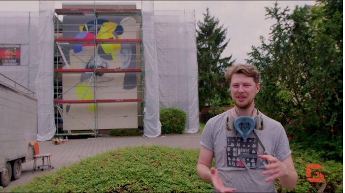 Street Art Stories mit KARTEL aus Hannover ❤ | Gundlach