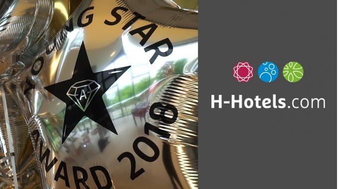 Rückblick auf den Young Star Award 2018 - Ausbildung @H-Hotels.com