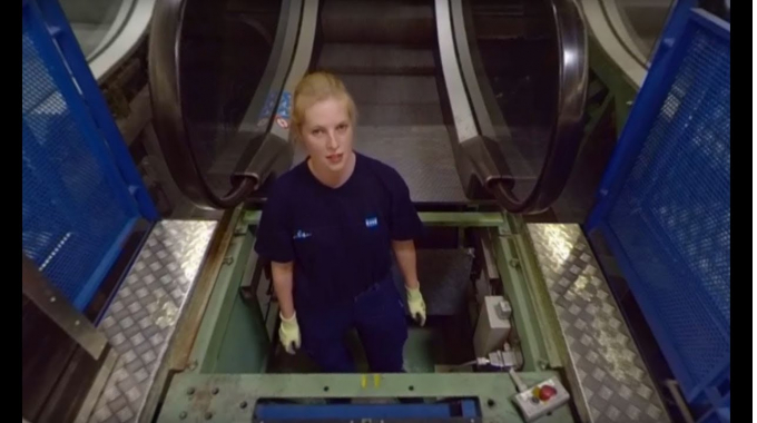Ausbildung: Dein erster Tag als Mechatroniker/-in bei KONE - 360° Video