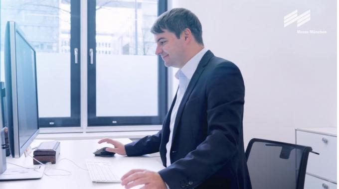 Job-Story Messe München: Chief Digital Officer