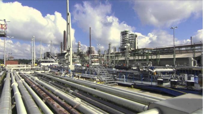 BP Logistik: Der Weg des Öls